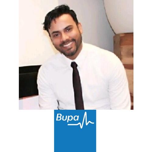 Manu Kumar, Bupa Global